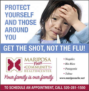 Get the shot, not the flu