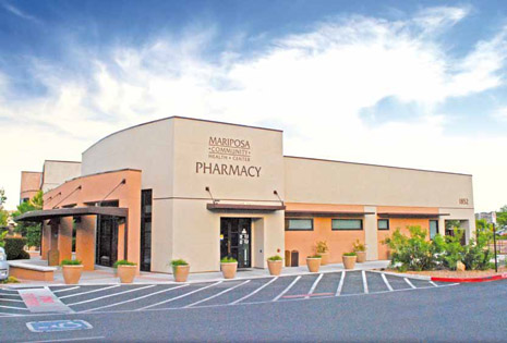 NEW SPACIOUS PHARMACY OPENS