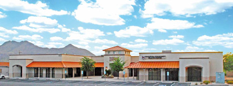 RIO RICO CENTER ACQUISTION