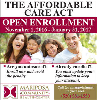 The Affordable Care Act Open Enrollment