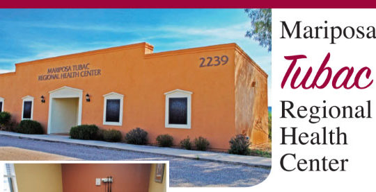 Mariposa Tubac Regional Health Center Open House