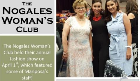 Nogale's Women's Club – Fashion Show!