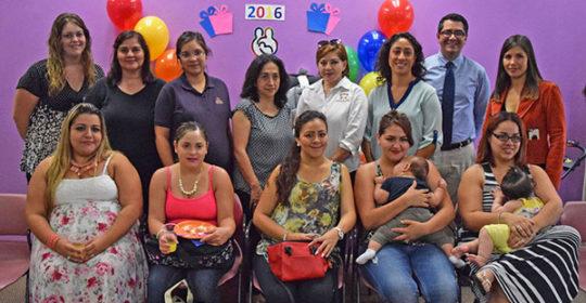 Celebrating World Breastfeeding Week