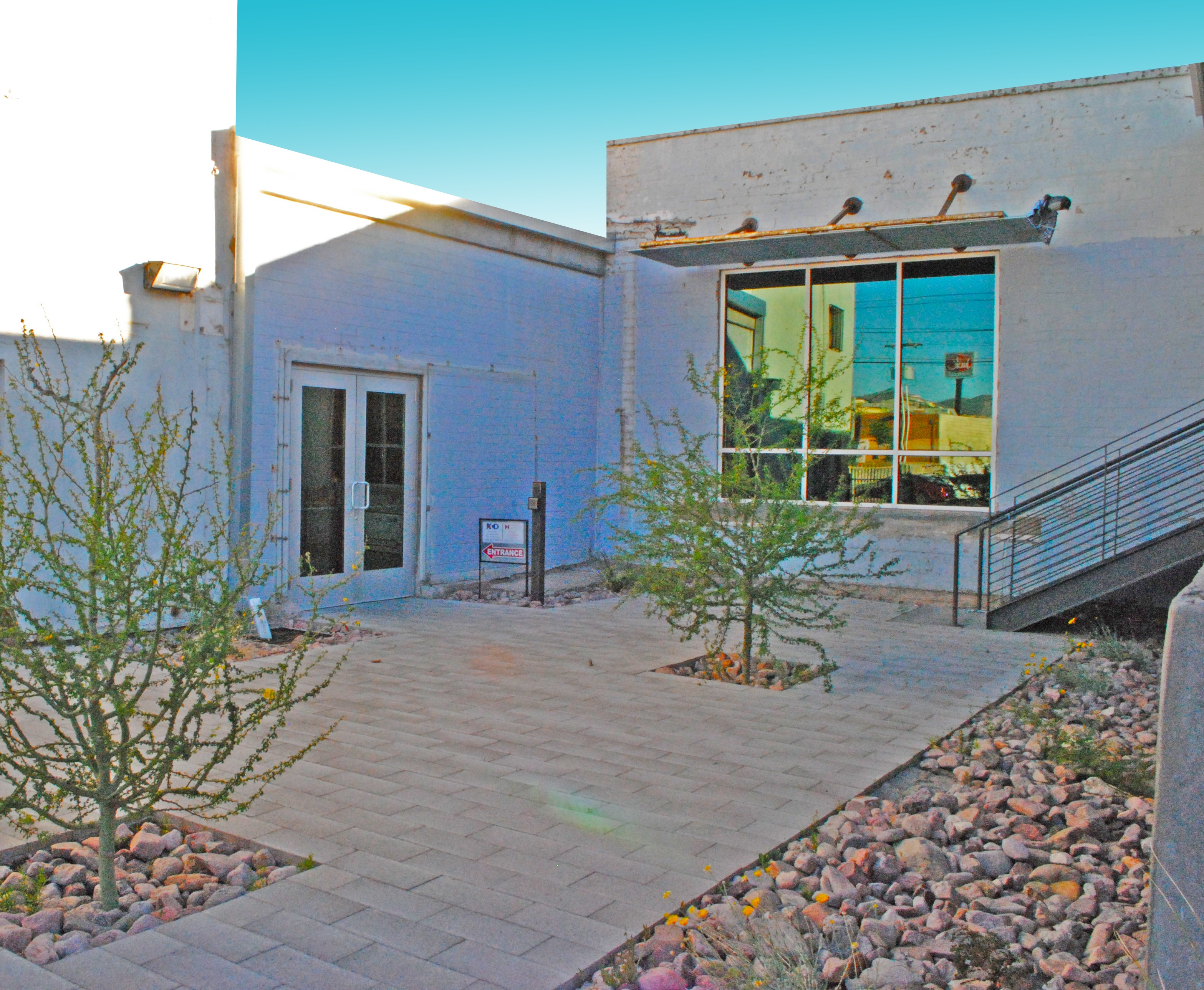 Family Learning Center Exterior - Nogales