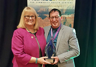AZ Alliance of Community Health Centers names Senator Andrea Dalessandro Legislator of the Year
