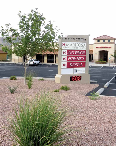 RIO RICO ADDS PEDIATRIC SERVICES
