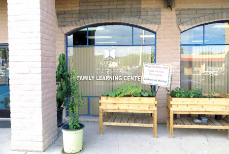 NOGALES FAMILY RESOURCE CENTER OPENS