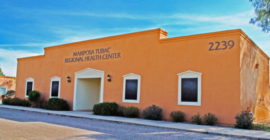 Mariposa's Tubac Regional Health Center to open late February!