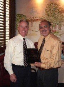 Dr. Pereira Celebrates 25th Anniversary