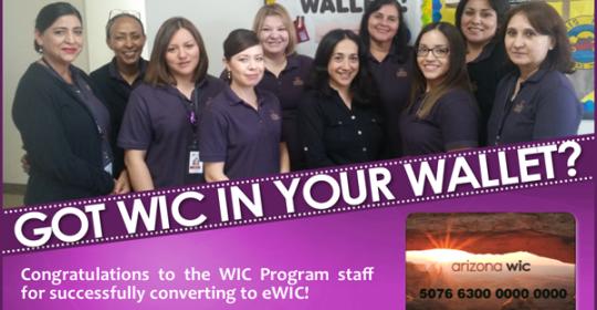 E-WIC goes live!